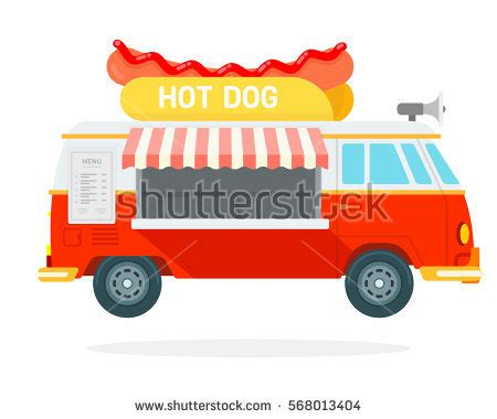 Research papers on junk food truck